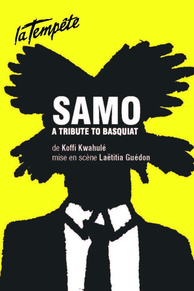 SAMO, a tribute toBasquiat