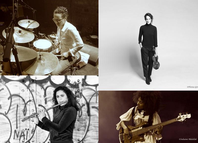 Les femmes & le jazz#1