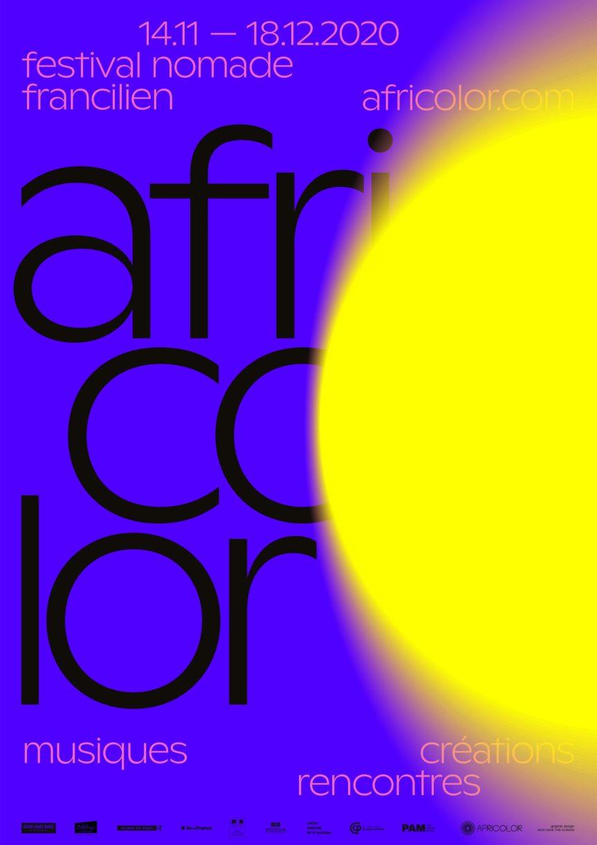 Festival Africolor #cultureconfinée